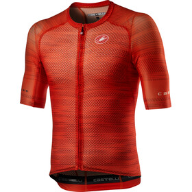 Castelli Climber's 3.0 SL Jersey Men, fiery red